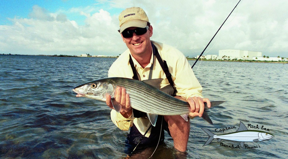Hawaiian Bonefish